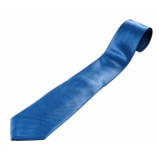Галстук синий