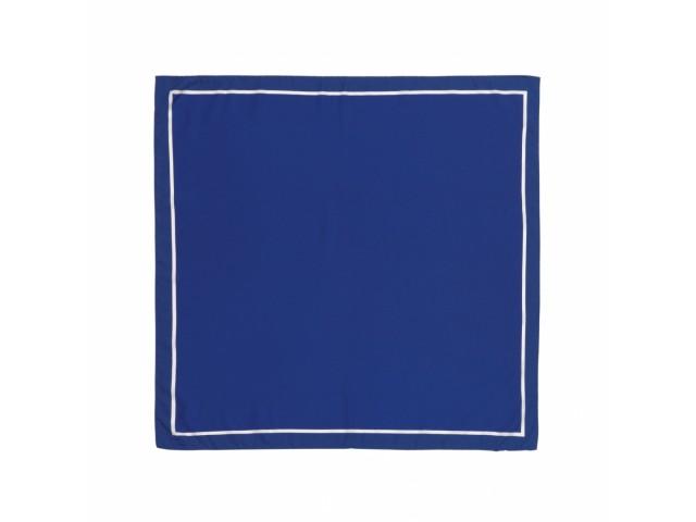 Платок синий