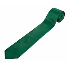 Галстук зеленый