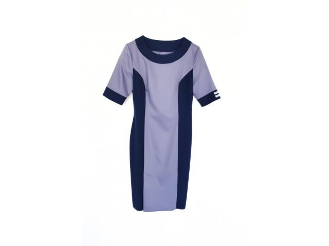 Форма стюардессы: платье